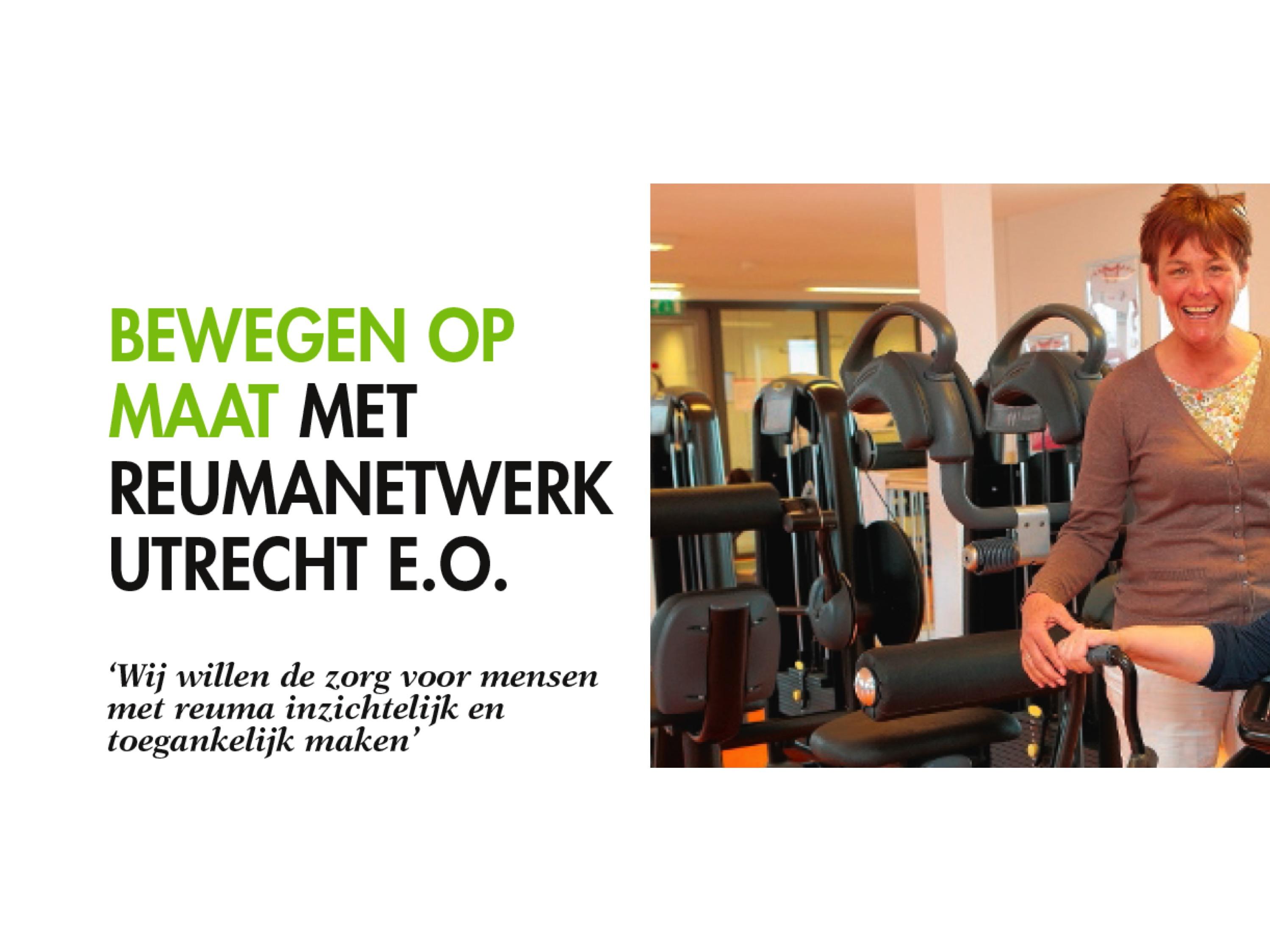 Fysiotherapie Utrecht Oost Reuma netwerk